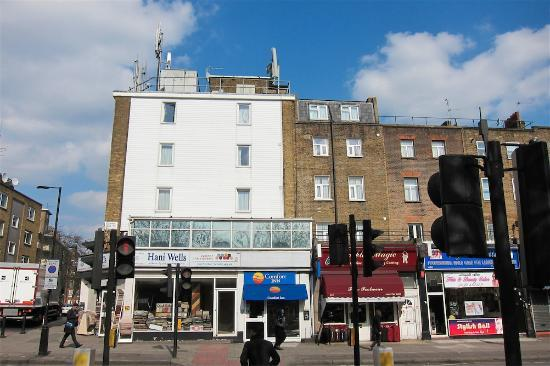 Comfort Inn London Edgware Road 56 6 8 Updated 2017 Prices Hotel Reviews England Tripadvisor