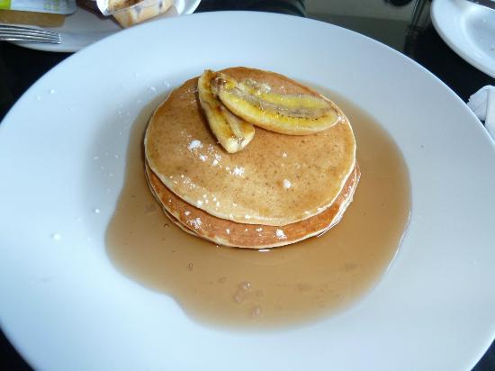 Wellesley Resort Fiji: pancakes breakfast not nice
