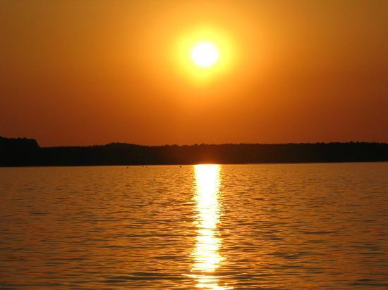 L'Estanquet: Le lac.