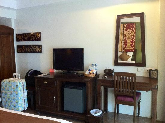 Siralanna Phuket: standard balcony room