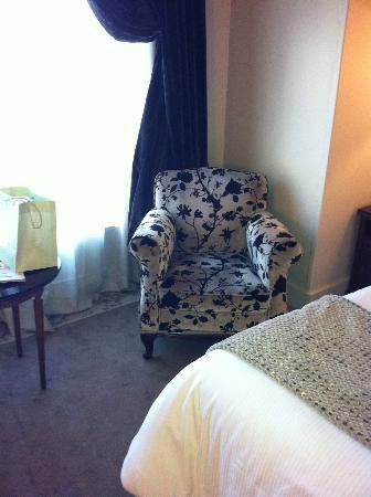 Wellington Hotel: Chambre