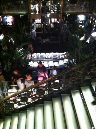 Tienda Abercrombie Paris