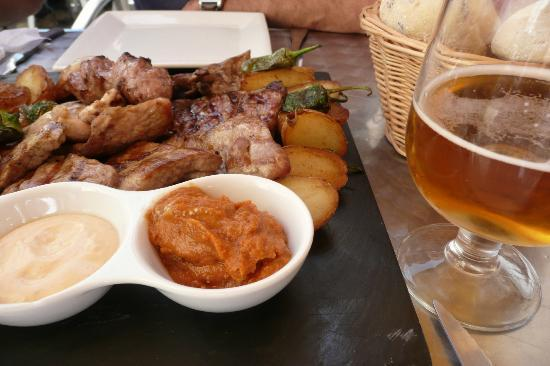 Alcaiza: The sweetest potatoes