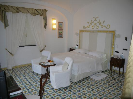 Santa Caterina Hotel: Room 45