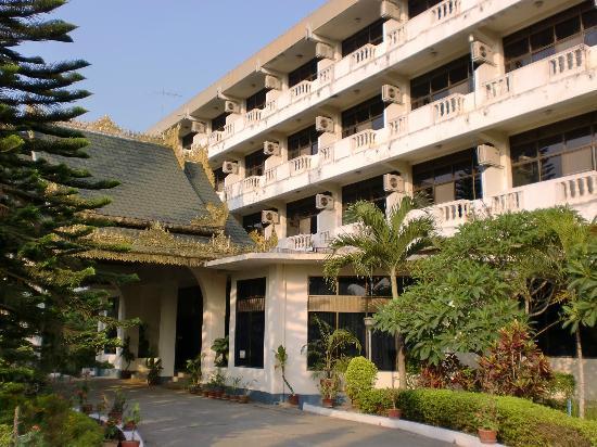 Amazing Kyaing Tong Resort: 国営New Kyaing Tong Hotel