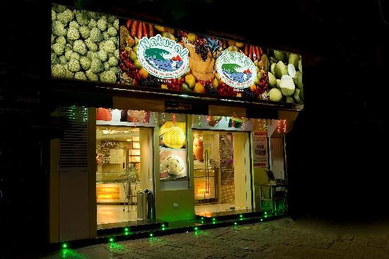 Natural Ice Cream Parlour: Our Shops