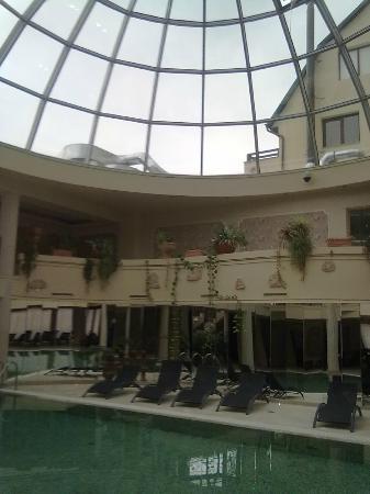 SunGarden Resort: amazing SPA indoor pool