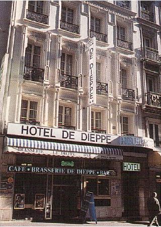 Hotel De Dieppe Updated 2018 Prices Reviews Paris