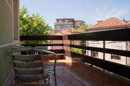 Vila Marija: Junior balcony
