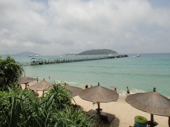 Aegean Jianguo Resort Sanya: Beach