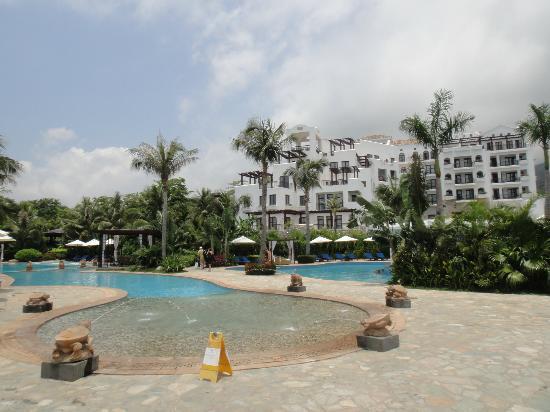 Aegean Jianguo Resort Sanya: Pool