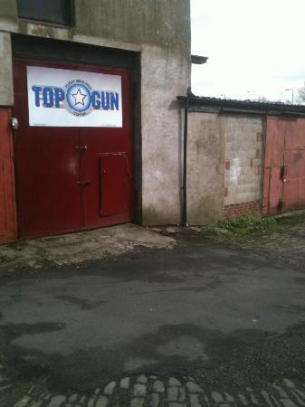 Top Gun Flight Simulator Centre
