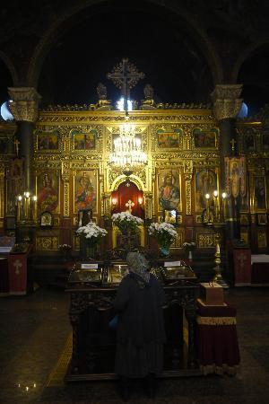 Cathédrale Sainte-Nedelja de Sofia