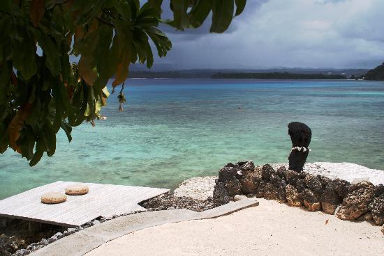 JoJo Beach Club: snorkel or double kayak the coral reef