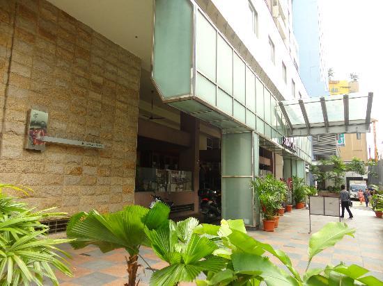 Strand Hotel: Hotel Strand