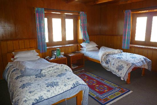 Yeti Mountain Home Thame: Unser Zimmer