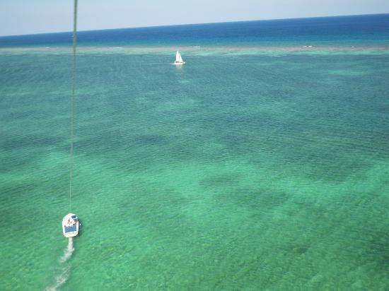 Grand Caribe Belize Resort and Condominiums : Beach