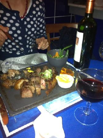 Le Gros Franck : Lots of meat but lacking in flavour.