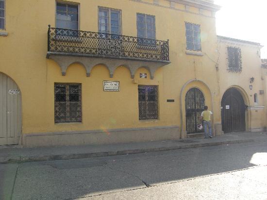 Casa Carmel: veduta esterna
