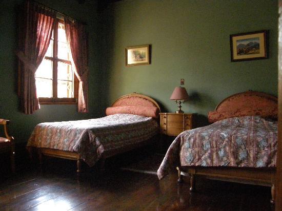 Casa Carmel: camere