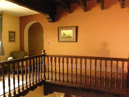 Casa Carmel: ingresso alle camere