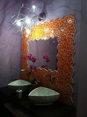 Monta, Италия: Dettaglio della toilette