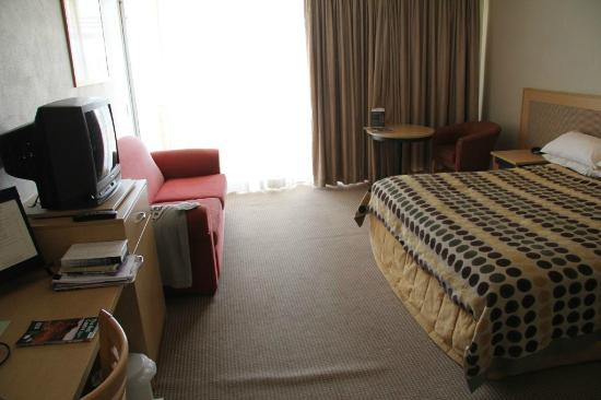 Desert Gardens Hotel, Ayers Rock Resort: Big Comfortable Couch