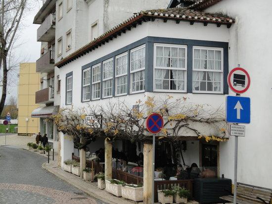 """Restaurante Bela Vista: A Bela Vista: """"Bela Vista e boa comida"""""""