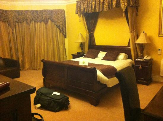 Best Western Claydon Hotel: My Room