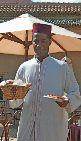Hotel Dar Zitoune: le service impeccable