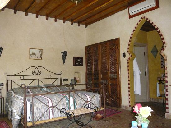 """Hotel Dar Zitoune: la chambre """"grenade"""""""