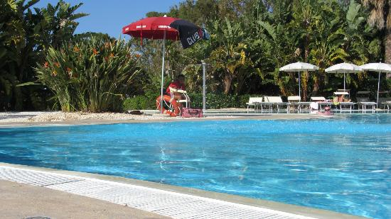 VOI Arenella resort: swimming pool