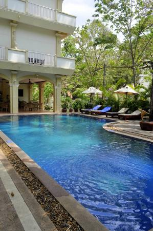 Grand Sunset Angkor Hotel: Pool