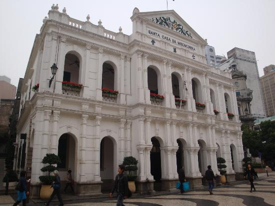 The Museum Of The Holy House Of Mercy Of Macau: 仁慈堂