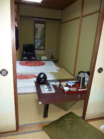 Nishikiro: bedroom