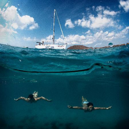 Lanzasail Day Boat Tours