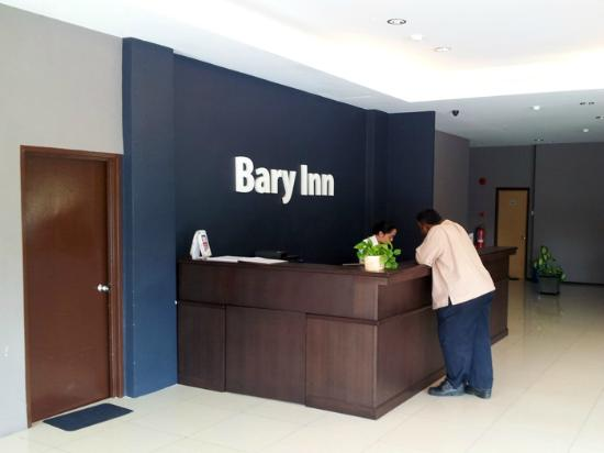 Bary Inn : Reception