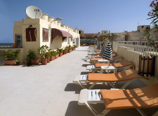 Winston Self-Catering Apartments: roof top