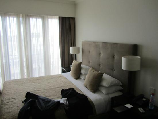 Lyall Hotel and Spa : Master bedroom