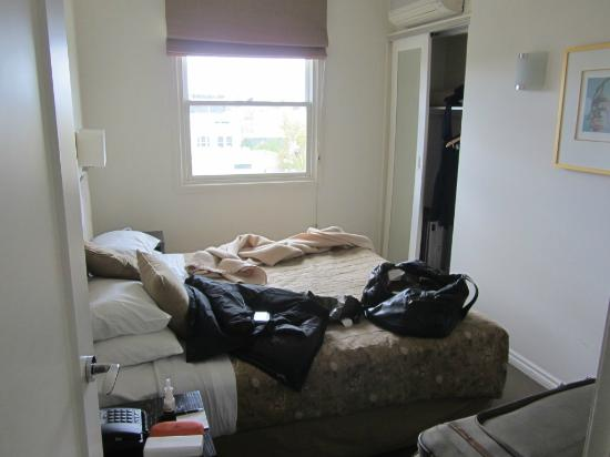 Lyall Hotel and Spa: Second bedroom