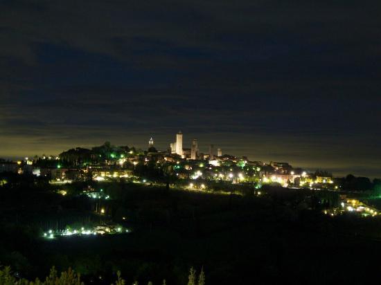 Agriturismo Il Casolare di Bucciano: San Gimignano