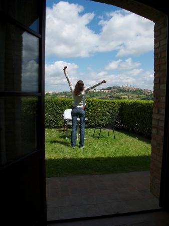 Agriturismo Il Casolare di Bucciano: View from room