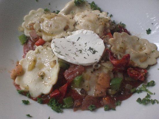 L'Usine de Spaghetti: Dinner