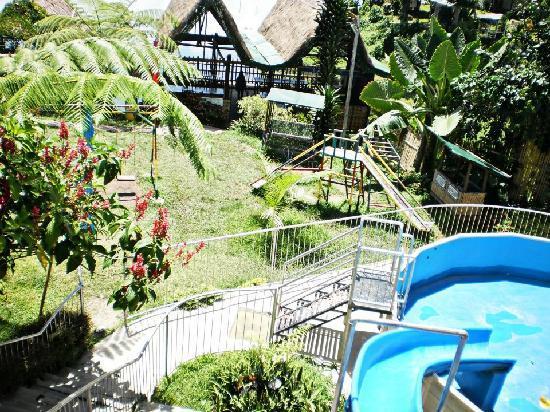 water slides picture of punta isla lake resort south cotabato
