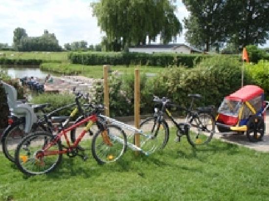 Domaine De La Heronniere : Location de vélos
