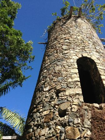 Sugar Mill at Cruzan Gardens
