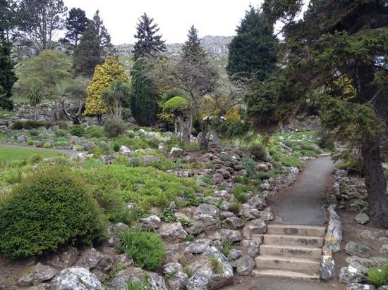 Happy Valley Gardens - Picture of Happy Valley Gardens, Llandudno ...