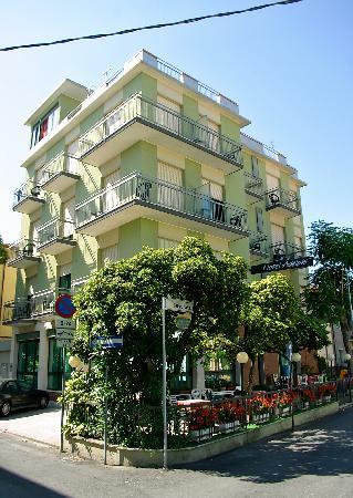 Hotel adelphi rimini