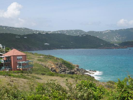 Virgin Islands Campground : Another great view