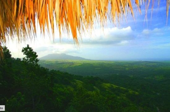 Tubagua Plantation Eco Lodge: the view